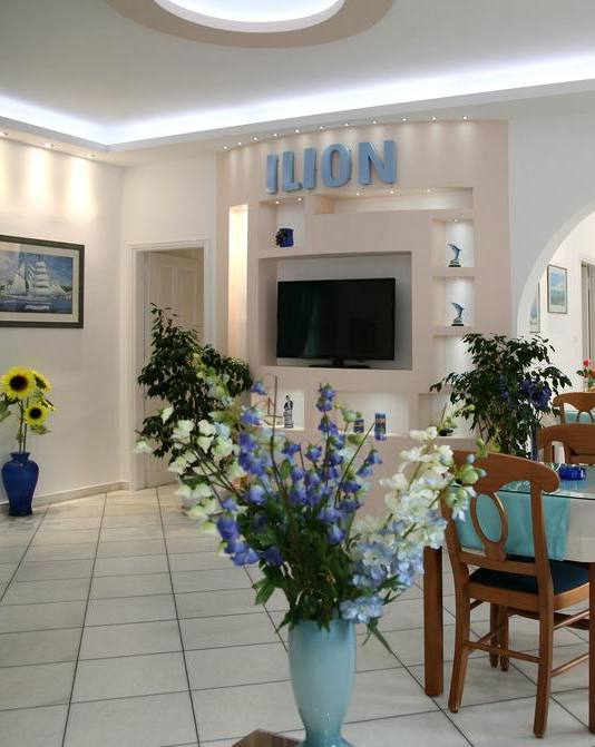 Accommodation in Naxos Hotel Ilion